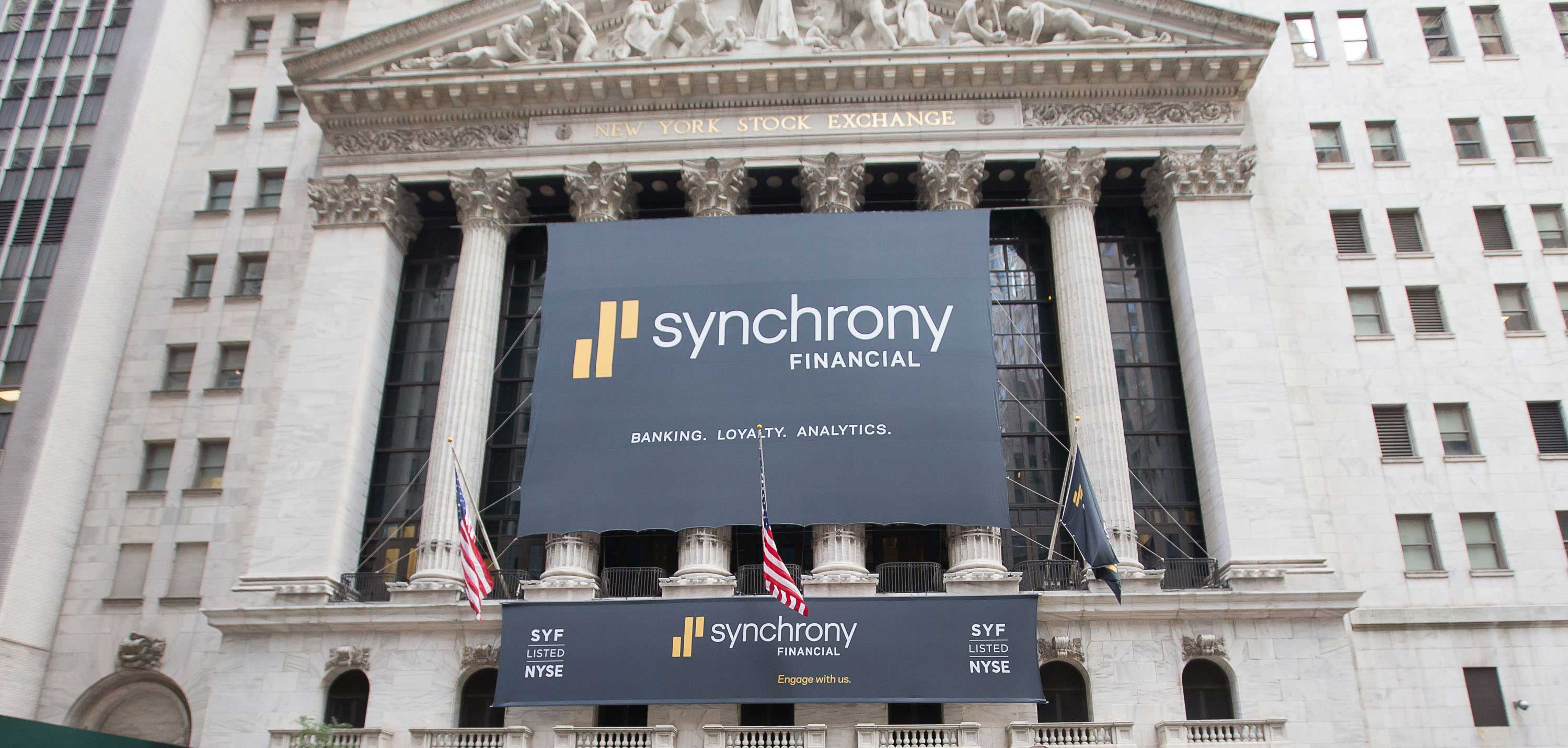 Synchrony financial ipo press release